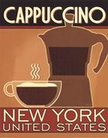Deco Coffee IV Fine Art Print
