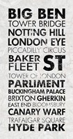 London I Fine Art Print