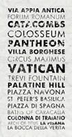Rome I Framed Print
