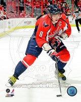 Alex Ovechkin 2012-13 Action Fine Art Print