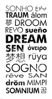 Dream Languages Fine Art Print