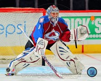 Semyon Varlamov 2012-13 Goalie Fine Art Print