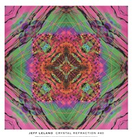 Crystal Refraction #40 Fine Art Print
