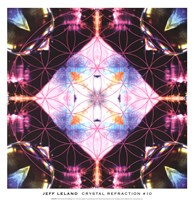 Crystal Refraction #10 Fine Art Print