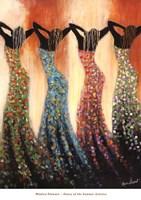Dance of the Summer Solstice Fine Art Print