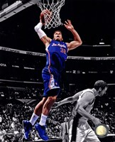 Blake Griffin 2012-13 Spotlight Action Fine Art Print