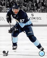 Sidney Crosby 2012-13 Spotlight Action Fine Art Print