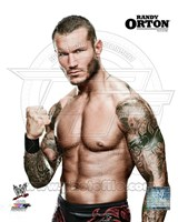 Randy Orton Posed Fine Art Print