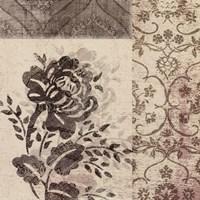 Flora Antiqua II Framed Print
