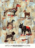 Dog Show Part II Fine Art Print
