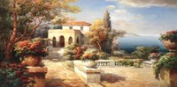 Tuscan Pathway Fine Art Print