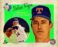 Nolan Ryan 2013 Studio Plus Fine Art Print