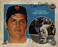 Tom Seaver 2013 Studio Plus Fine Art Print