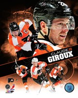 Claude Giroux 2013 Portrait Plus Fine Art Print