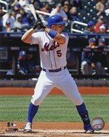 David Wright 2013 New York Mets Fine Art Print