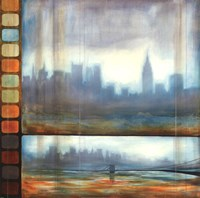 New York Motion Fine Art Print