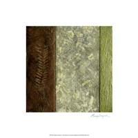 Earthen Textures I Fine Art Print