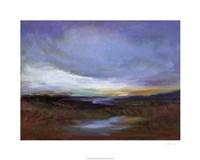 Coastal Wetlands Fine Art Print