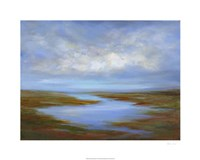 Pescadero Wetlands Fine Art Print