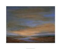 Wetlands Sunset Fine Art Print