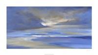 Surfer's Beach Sky Fine Art Print