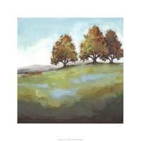 Turning Leaves II Fine Art Print
