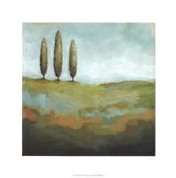 Singing Trees I Fine Art Print