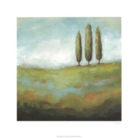 Singing Trees II Fine Art Print