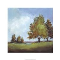 Waiting For Fall II Fine Art Print