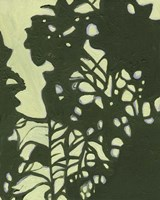 Exotic Silhouette II Fine Art Print