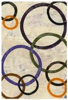 Round-n-Round I Fine Art Print