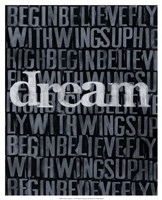 Dream, Imagine... I Fine Art Print