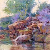 Desert Stream Fine Art Print