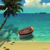 Sailing Serenity III Fine Art Print