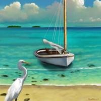 Sailing Serenity IV Fine Art Print
