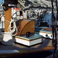 Sailing Serenity VI Fine Art Print