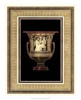 Etruscan Earthenware IV Fine Art Print