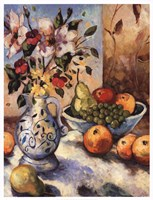 Frutta & Fiori I Fine Art Print
