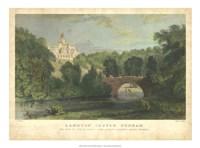 Lambton Castle Framed Print