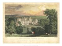 Ravensworth Castle Framed Print