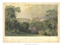 Alnwick Castle Framed Print