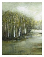 Tranquil Waters I Fine Art Print