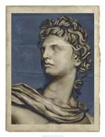 Sculptural Renaissance II Framed Print
