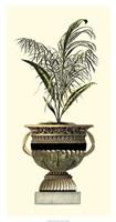 Elegant Urn with Foliage II Fine Art Print