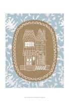 Avery's Dollhouse III Framed Print