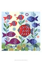 Ocean Fish II Fine Art Print