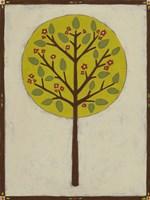 Orchard Vignette I Framed Print