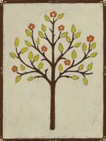 Orchard Vignette II Framed Print