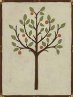 Orchard Vignette III Framed Print