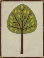 Orchard Vignette IV Framed Print